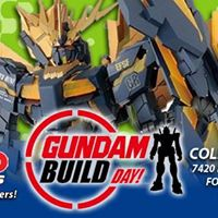 Gundam Build Day