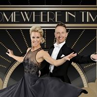Audience with Ian Waite &amp Natalie Lowe from Strictly