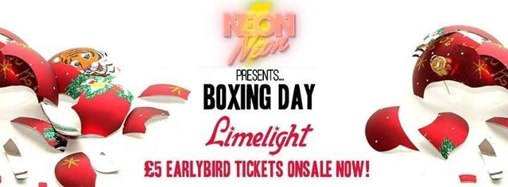Boxing Night at The Limelight - join to WIN