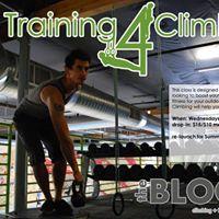 T4C Spring XXVII Season (Training 4 Climbing) with Mike