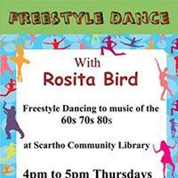 Freestyle Dance with Rosita Bird