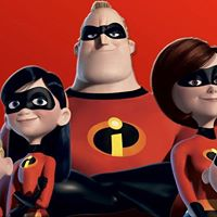 1st Friday Movie - The Incredibles