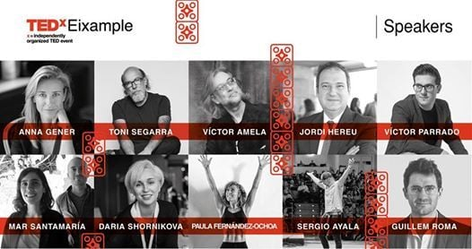 TEDxEixample 2019 The UnexpecTED Minds