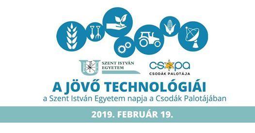 A jv technolgii  a Szent Istvn Egyetem napja a Csopban