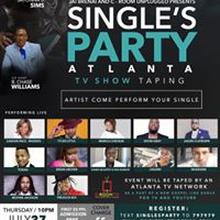 The Singles Party (TV Taping)