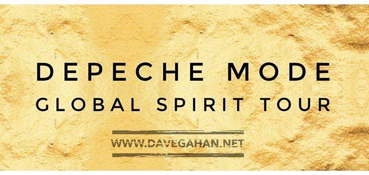 Depeche Mode Global Spirit Tour Dublin