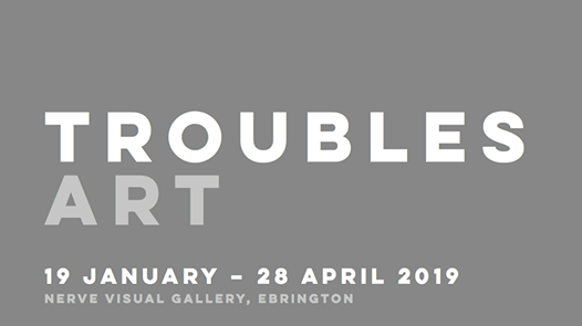 Troubles Art Lunchtime Talk Dan Shipsides
