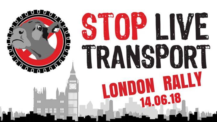 STOP Live Transport 2018 - London Rally