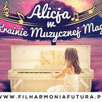 Alicja w krainie muzycznej magii (spektakl dla dzieci)