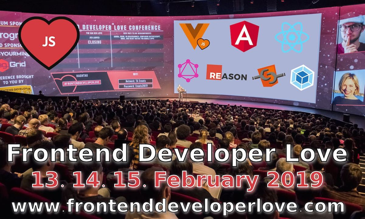 Frontend Developer Love Conference 2019