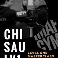 Chi Sau Level One Masterclass