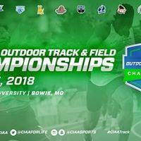 2018 CIAA Outdoor Track &amp Field Championships