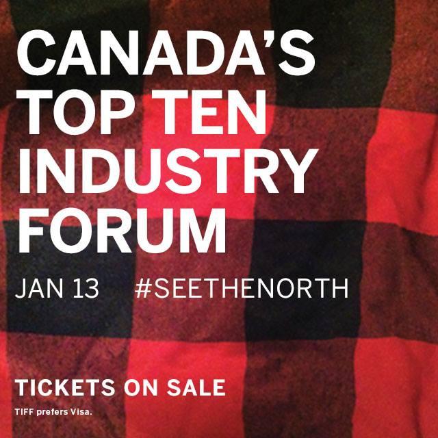Canadas Top Ten Industry Forum