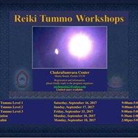 Reiki Tummo Workshops