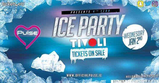 Pulse presents 4th Year Ice Party at Tivoli Theatre