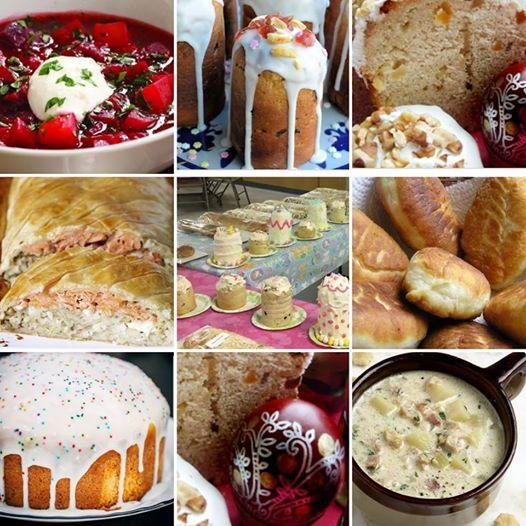 Annual Kulich Bake Sale