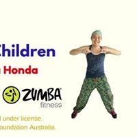 Zumbathon for Starlight Children on ANZAC DAY