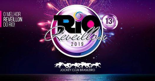 Rio Reveillon 2019 - Jockey Club
