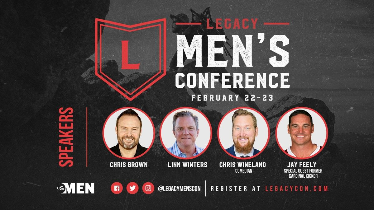 Legacy Mens Conference
