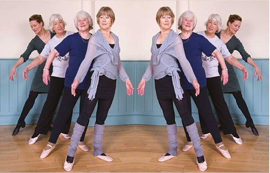 Free Over 50s Ballet Trial