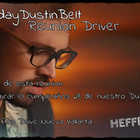 HappyB_day Dustin Belt Reunion Driver