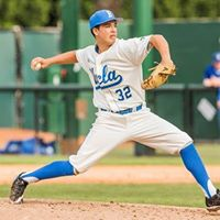 All SoCal Alumni at UCLA Baseball