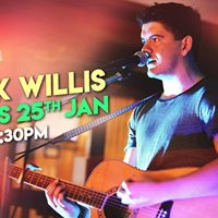 Jack Willis - Live at The Illawarra Brewery
