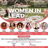 2nd Annual Women In Lead High Tea Tour