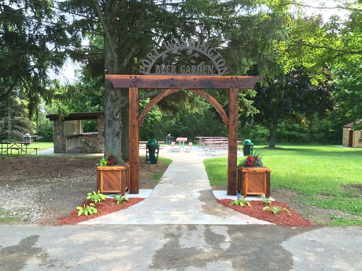 Friends of Port Washington Parks & Recreation Beer Garden at Upper ...