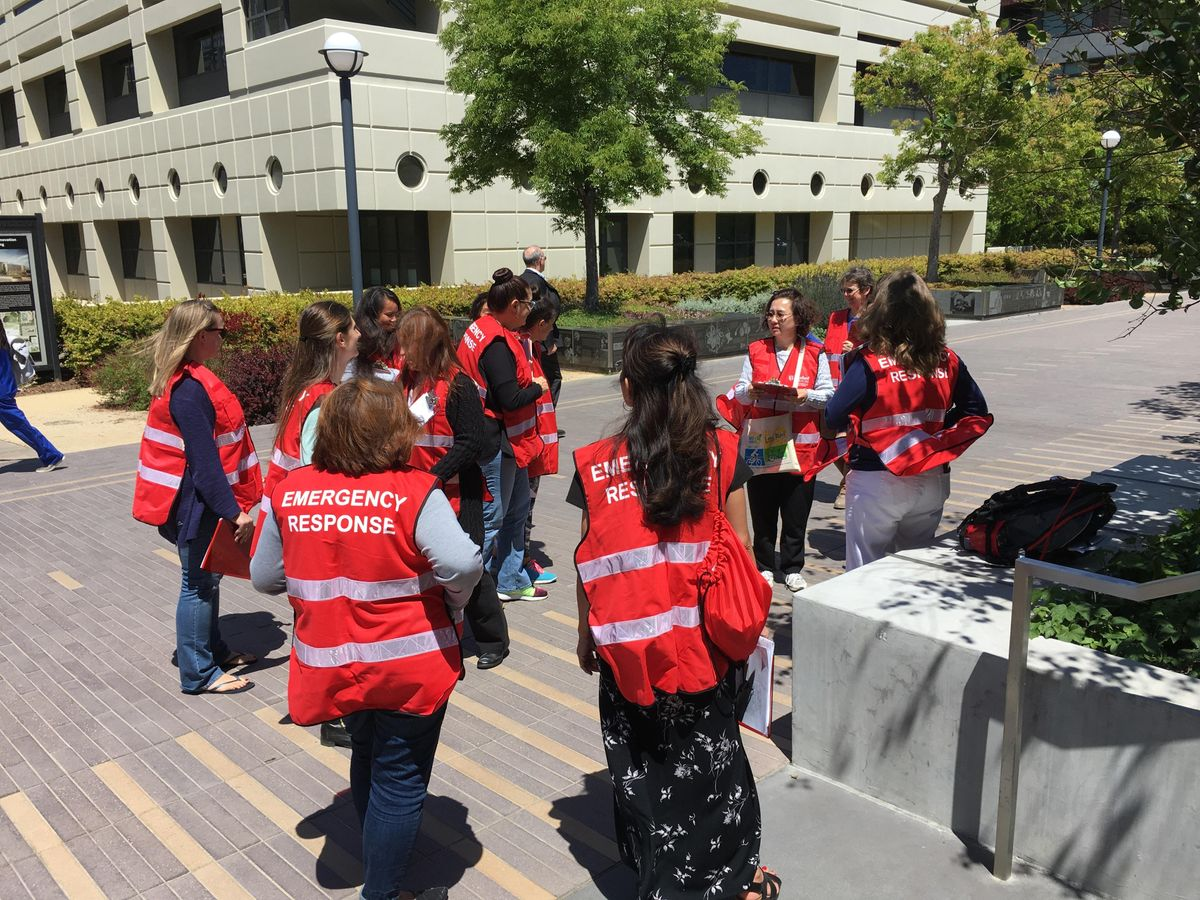 Emergency Response Team (ERT) Training
