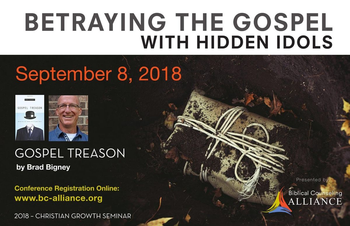 Betraying the Gospel with Hidden Idols at First Evangelical Free Church,  Maplewood