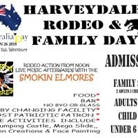 Harveydale Rodeo &amp Family Day