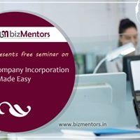 Company Incorporation - Made Easy
