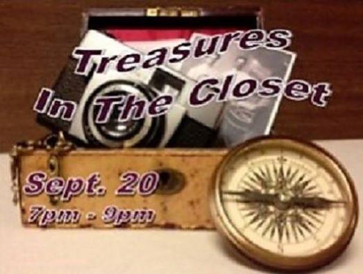 Treasures In The Closet