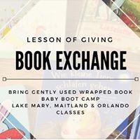 Holiday Book Exchange All locations post-class