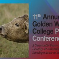 11th Annual Golden West College Peace Conference 2017