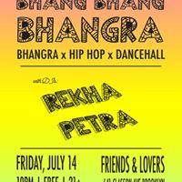 Bhang Bhang Bhangra