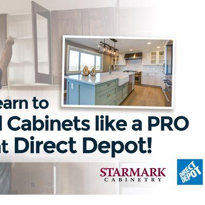 Starmark Cabinetry Installation & Finish Training at Direct ...