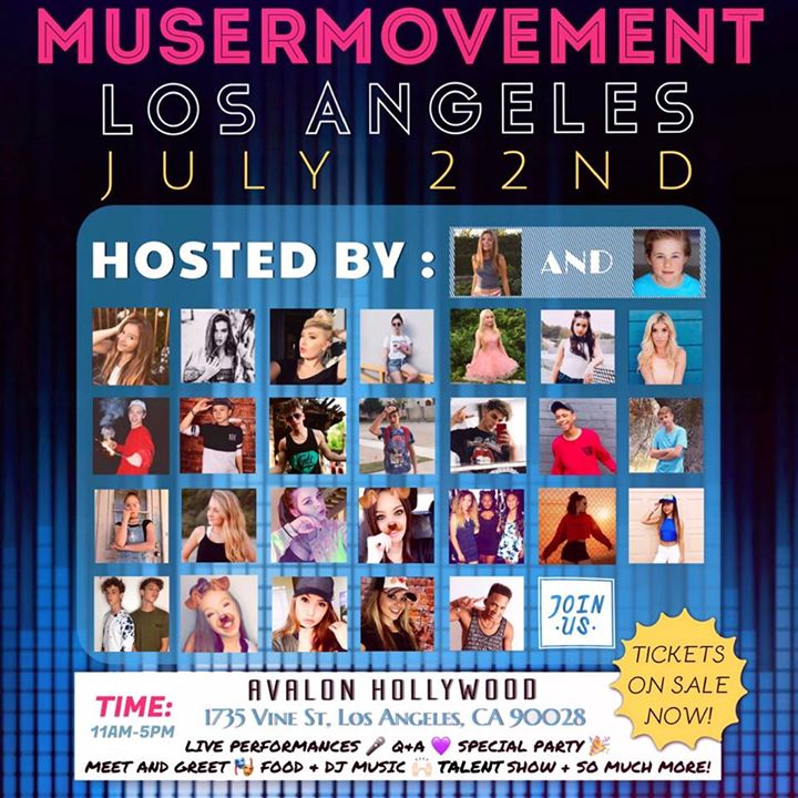 MuserMovement Los Angeles