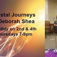 Crystal Journeys wDeborah Shea