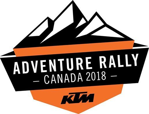2nd Annual KTM Adventure Rally Canada - 2018 Edition