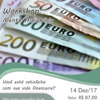 Workshop Mente Milionria