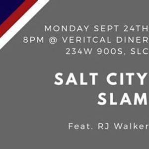 September Salt City Slam Ft. RJ Walker