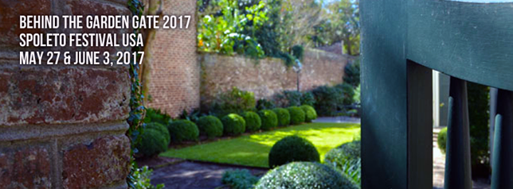 Behind The Garden Gate Tour 2017 At Charleston Sc Charleston
