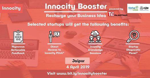 Innocity Booster  Jaipur