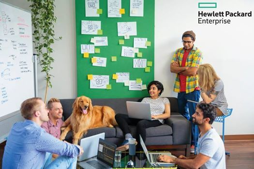 Career Coffee Talk with HPE