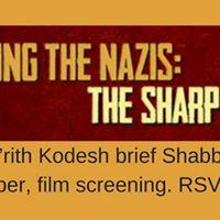 Temple Brith Kodesh Defying the Nazis The Sharps War