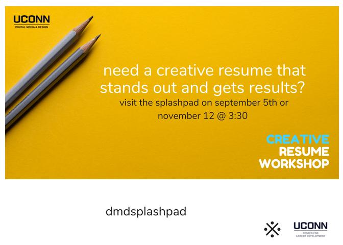 Creative Resume Workshop