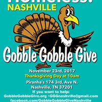 Gobble Gobble Give Nashville 2017