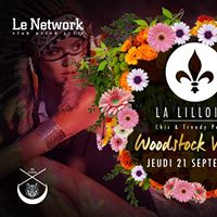 LA LILLOISE  WOODSTOCK VILLAGE  21.09.17  LE NETWORK